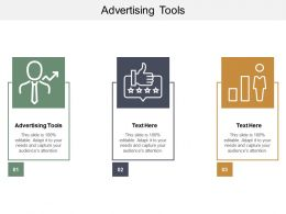 Advertising Tools Ppt Powerpoint Presentation Portfolio Icon Cpb