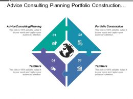 Advice Consulting Planning Portfolio Construction Management Wealth Management Network