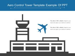 Aero Control Tower Template Example Of Ppt