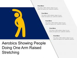aerobics_showing_people_doing_one_arm_raised_stretching_Slide01