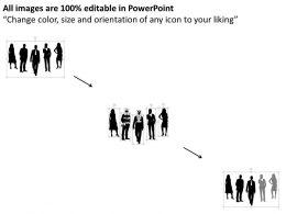 40387047 Style Essentials 1 Our Team 1 Piece Powerpoint Presentation Diagram Template Slide
