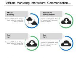 Affiliate Marketing Intercultural Communication Career Goal Organisation Development
