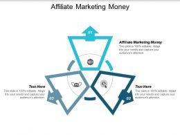 Affiliate Marketing Money Ppt Powerpoint Presentation Inspiration Cpb