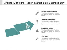 Affiliate Marketing Report Market Size Business Day Market Trends Cpb