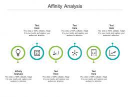 Affinity Analysis Ppt Powerpoint Presentation Microsoft Cpb