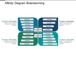affinity_diagram_brainstorming_ppt_background_Slide01