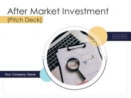 After Market Investment Pitch Deck Powerpoint Presentation Slides