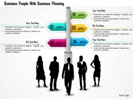 Ag Business People With Business Planning Powerpoint Templets