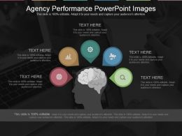 Agency Performance Powerpoint Images
