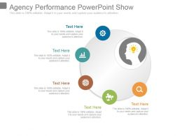Agency Performance Powerpoint Show