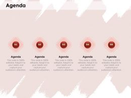 Agenda Adapt M292 Ppt Powerpoint Presentation File Icon
