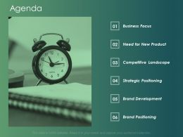 Agenda Brand Development F429 Ppt Powerpoint Presentation Outline File Formats