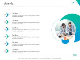 Agenda Business Outline Ppt Themes