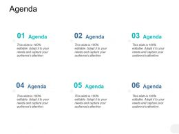 Agenda Business Planning A363 Ppt Powerpoint Presentation Infographic Template