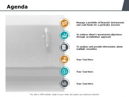 Agenda Business Ppt Powerpoint Presentation Visuals