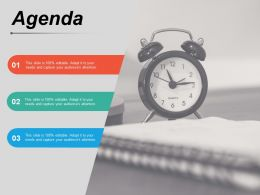Agenda Checklist Business Management Planning Strategy Marketing