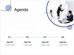 Agenda L2109 Ppt Powerpoint Presentation Icon Images