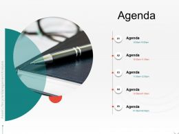 Agenda M2097 Ppt Powerpoint Presentation Layouts Example Topics