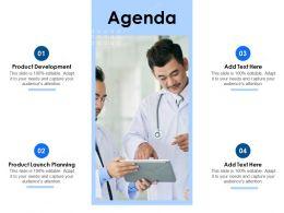 Agenda M2408 Ppt Powerpoint Presentation Slides Show