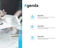 Agenda Management L864 Ppt Powerpoint Presentation Images