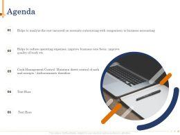 Agenda N481 Powerpoint Presentation Display