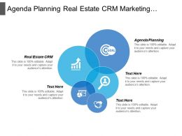 Agenda Planning Real Estate Crm Marketing Campaign Planning Tools Cpb
