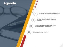 Agenda Plans H100 Ppt Powerpoint Presentation Ideas