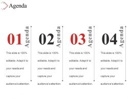 Agenda Powerpoint Slide Information