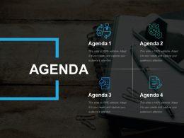 Agenda Ppt Background