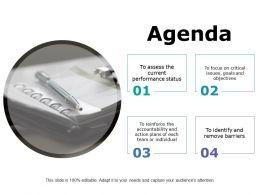 Agenda Ppt Gallery Format Ideas