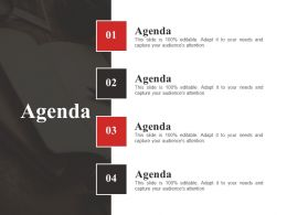 Agenda Ppt Images Gallery