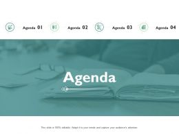 Agenda Ppt Powerpoint Presentation Outline Vector