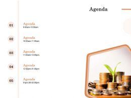 Agenda Ppt Powerpoint Presentation Slides Graphics Download