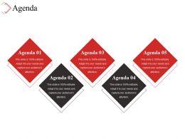 Agenda Ppt Samples