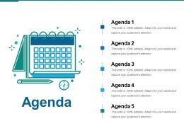 Agenda Ppt Slide