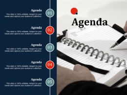 Agenda Ppt Slides Inspiration