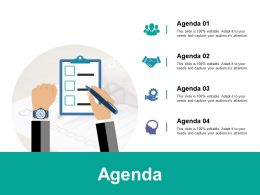 Agenda Ppt Styles Background Images