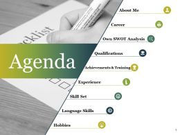 Agenda Ppt Styles Format