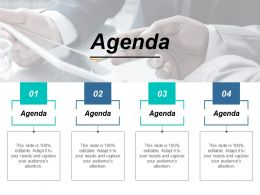 Agenda Ppt Visual Aids Background Images