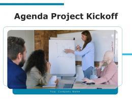 Agenda Project Kickoff Corporate Planning Development Assessment Technical Roadmap