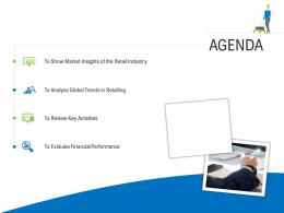 Agenda Retail Industry Assessment Ppt Topics