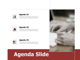 Agenda Slide Audience N71 Ppt Powerpoint Presentation Icon