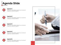 Agenda Slide Checklist N21 Ppt Powerpoint Presentation Inspiration Master Slide