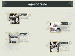 Agenda Slide M830 Ppt Powerpoint Presentation File Deck