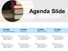 Agenda Slide M97 Ppt Powerpoint Presentation Slides Graphics Pictures