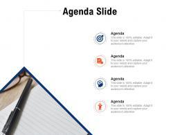 Agenda Slide Requirement Gathering Methods Ppt Powerpoint Presentation Outline Slide Portrait