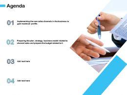 Agenda Strategy M2921 Ppt Powerpoint Presentation Icon Deck