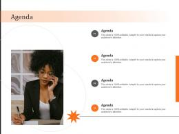 Agenda Vision Mission And Value Statement Ppt Powerpoint Presentation Show Objects