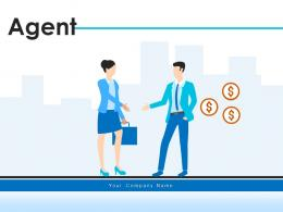 Agent Business Property Authority Customer Service General