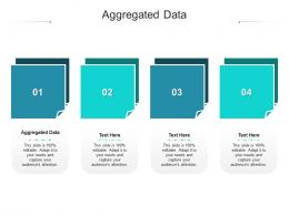 Aggregated Data Ppt Powerpoint Presentation Model Good Cpb